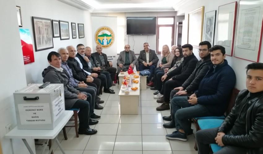 """ANKARA KA-VAK'DA """"MİLLİ MÜCADELENİN 100. YILINDA MEHMET AKİF ERSOY VE GERÇEKLER"""".."""