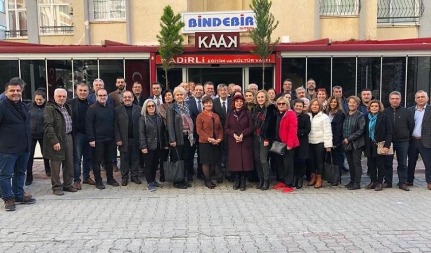 KA-VAK ADANA ŞUBESİ 3. OLAĞAN GENEL KURULU YAPILDI.